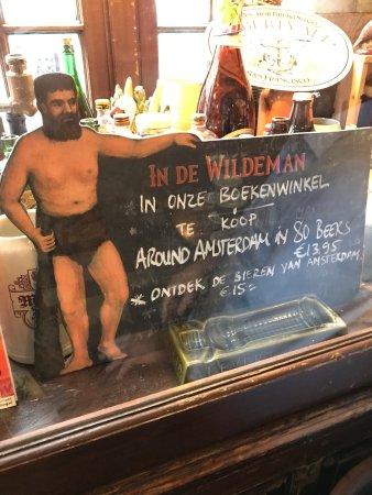 In de Wildeman: Calling de Wildeman