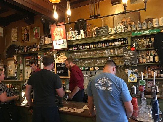 In de Wildeman: The Bar today