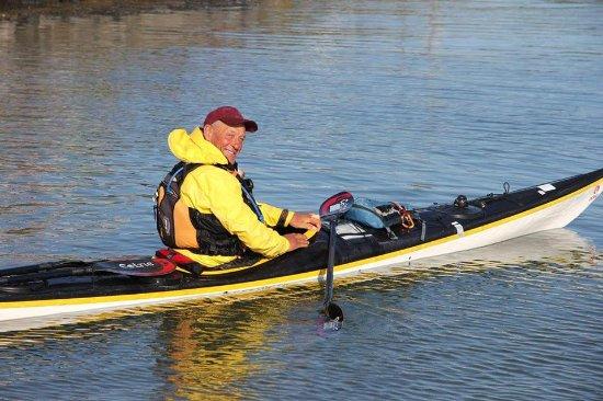 Steve Miles Sea Kayaking