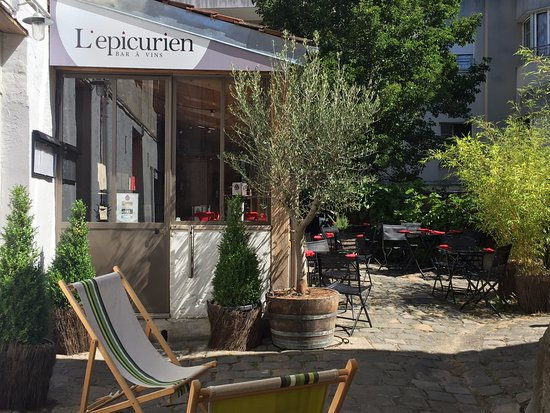 Restaurant Rue Chasles Rambouillet