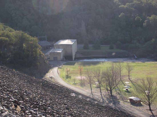 Tumut, Australia: Hydro transformer .