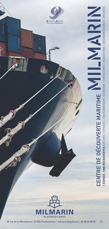 Milmarin un centre de découverte de la marine marchande