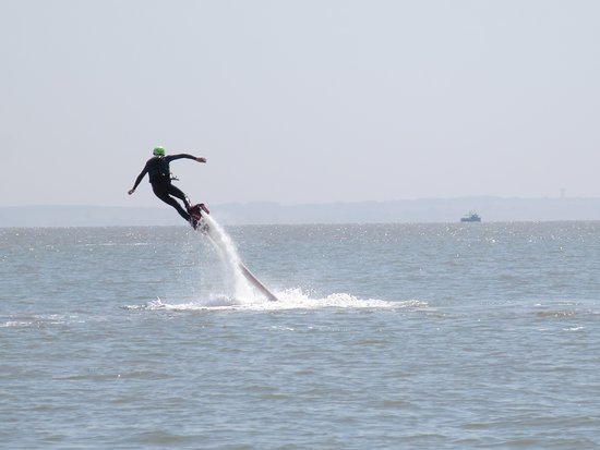 Estuaire Jet Ski