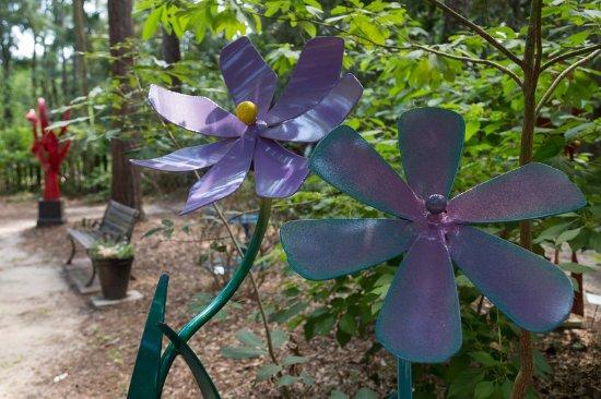 Bluffton, SC: Palmetto Oaks Sculpture Garden
