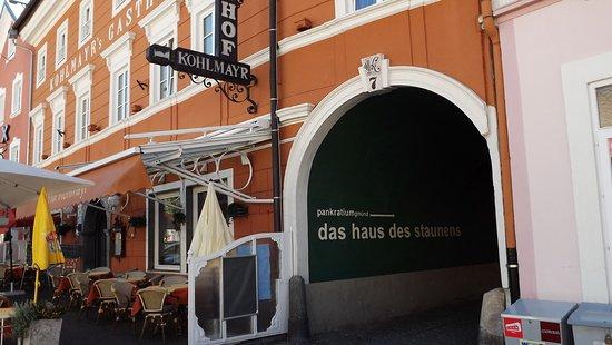 Gmund, Austria: piazza