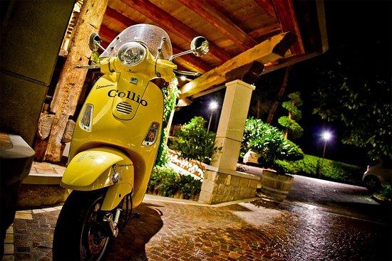 Dolegna del Collio, Italia: W I N E • R E S O R T  di  Venica & Venica