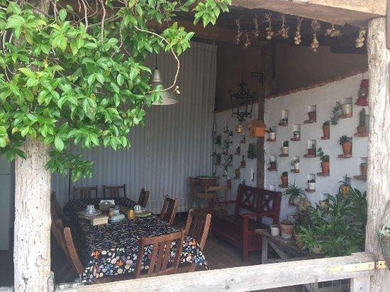 Postiglione, Italy: sala della colazione