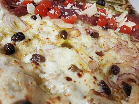 Fiesso d'Artico, Italia: Ma e Ma La Pizza