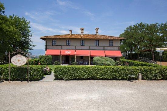 Artimino, Ιταλία: Ristorante Biagio Pignatta