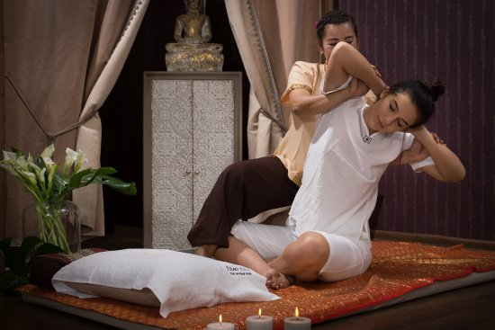Traditional thai massage - Picture of Thao Thai Spa - thai massage ...