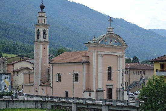 Darfo Boario Terme, Włochy: Vista dal ponte romano