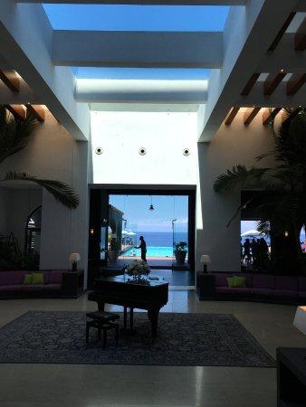 Santa Tecla, Włochy: Lobby