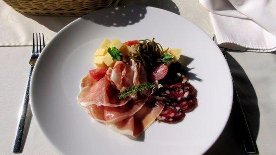 Lasko, Slovenia: My snack