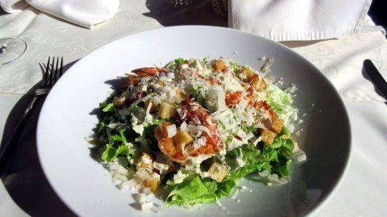 Lasko, Slovenia: My wife's salad