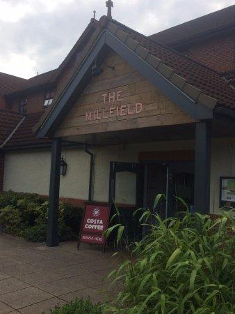 Premier Inn York North West Hotel : Millfield Beefeater