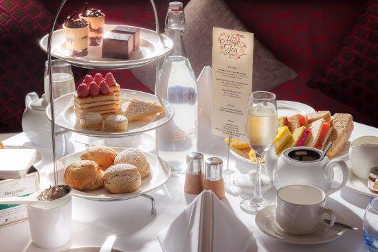 Castleknock, Ireland: Afternoon Tea