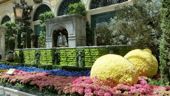 Bellagio Garden Beautiful Picture Of Conservatory