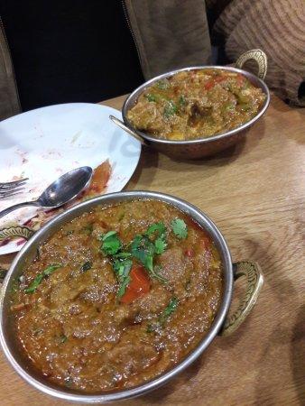 Taste of Lahore: Bhoona Ghost