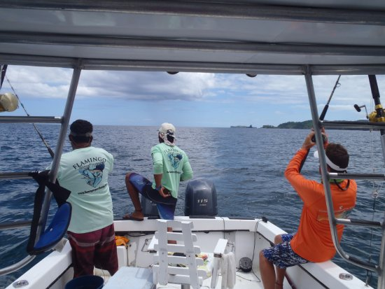Playa Flamingo, Kosta Rika: Great Crew