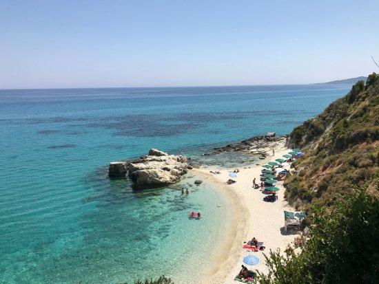 Makris Gialos, Grecia: Sossego e tranquilidade