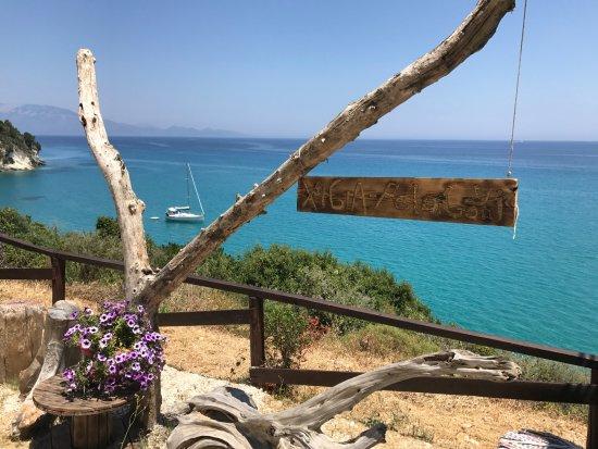 Makris Gialos, Grecia: Vista linda