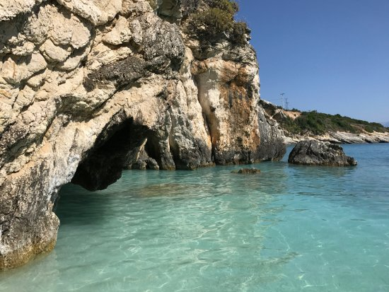 Makris Gialos, Grecia: Translúcida