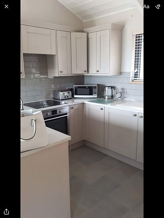 Laugharne, UK: Kitchen Area