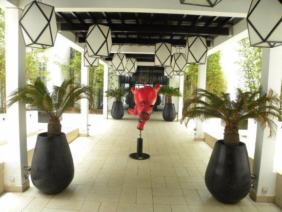 Sofitel Agadir Thalassa Sea & Spa: Parties communes de l'hotel