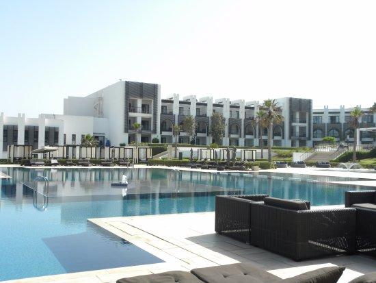 Sofitel Agadir Thalassa Sea & Spa: Piscine extèrieure.