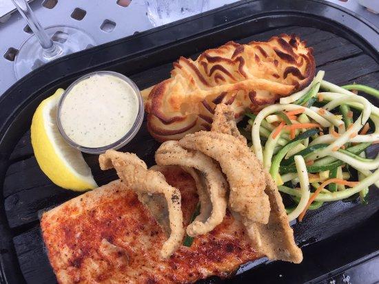 Harbor Springs, MI: Whitefish & Perch