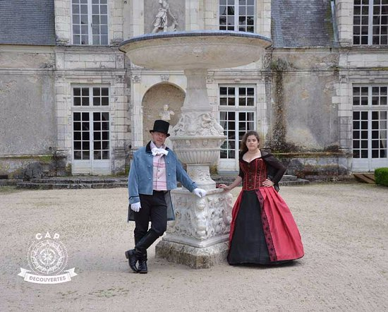 Le Tresor Du Chateau - Cap-Decouvertes