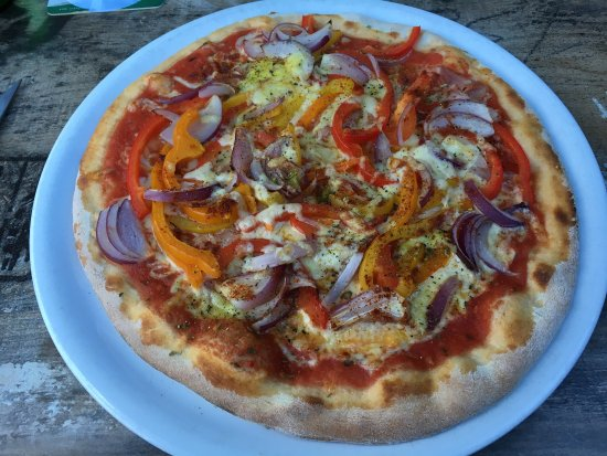 Dornum, Almanya: Pizzeria Bei Angelo