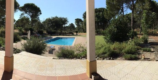 Alcacer do Sal, Portugal: Swimming pool