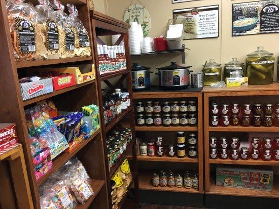 Palmetto, FL: Boiled Peanuts, Pickles, Jelly, etc.