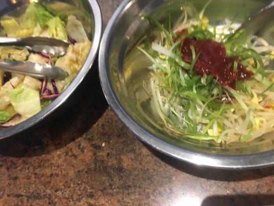Concord, CA: Salad