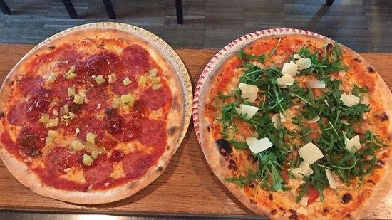 Fugen, Αυστρία: Wahrscheinlich die beste Pizza weit und breit