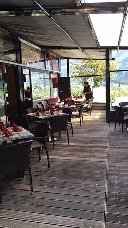Fugen, Αυστρία: Pizzeria Restaurant Villaggio