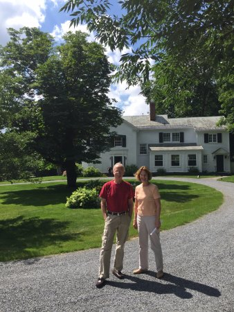 Squire House: Roger and Gay Squires