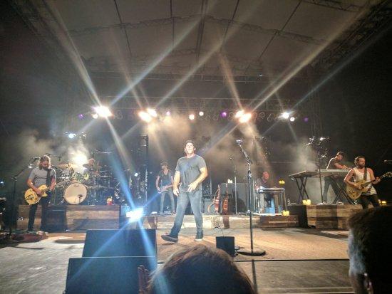 Anderson, Индиана: Concert Start