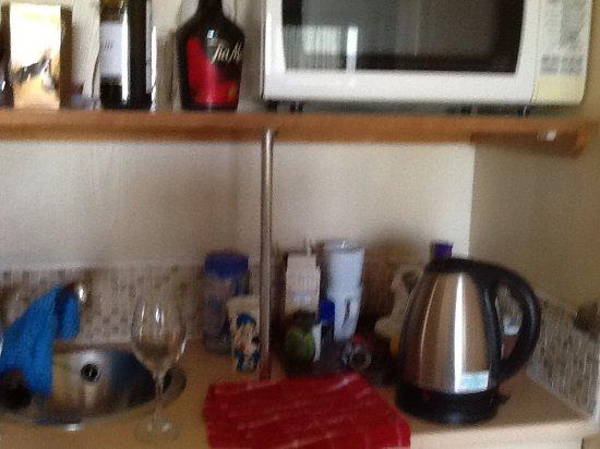 Potters Resort: Room amenities