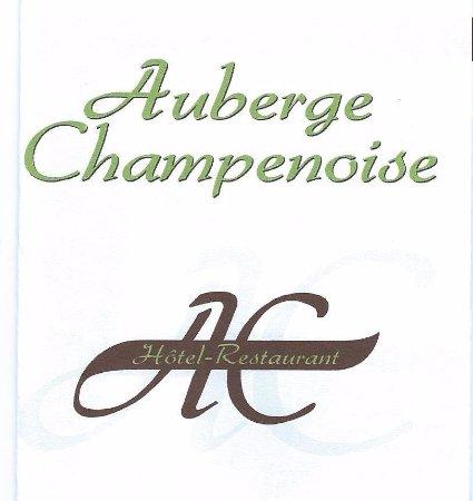 Auberge Champenoise : Logo Auberge