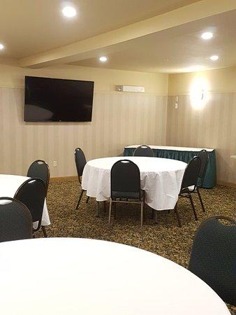 Grand Falls, Καναδάς: Meeting Room