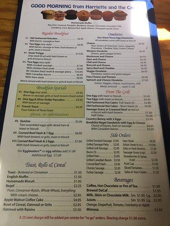 Harriette's Restaurant Photo