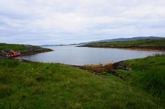 Lochgilphead, UK: We stopped at Eilean Mor during our trip.