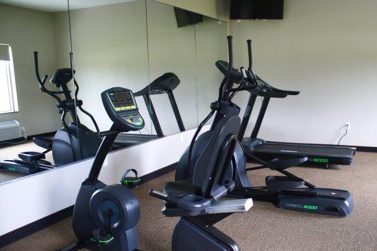 Galion, Οχάιο: Fitness Room