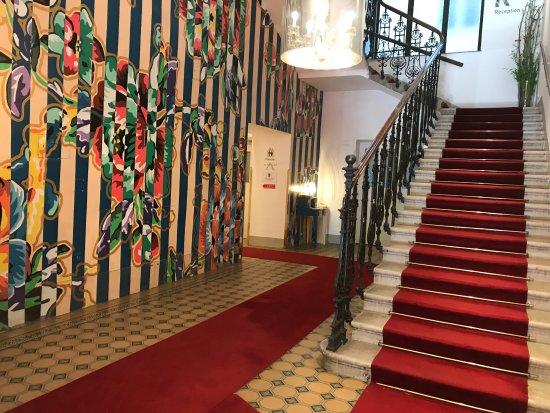 Hotel Altstadt Vienna لوحة