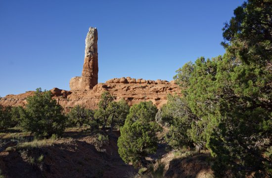 Kodachrome Basin State Park: Distinct rock formations nearby