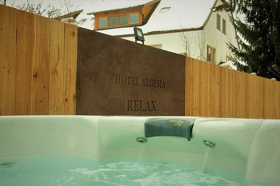 Mariapfarr, Austria: Whirlpool