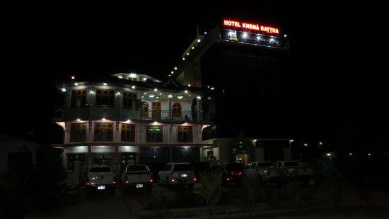 Kyaing Tong, Myanmar: night sense