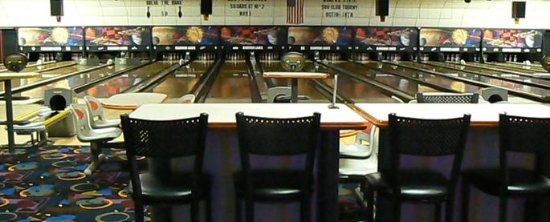 Beloit, WI: Diamond Lanes Bowling Alley